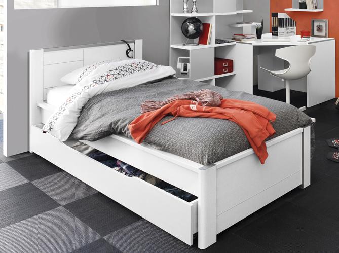 o acheter un lit gigogne elle d coration. Black Bedroom Furniture Sets. Home Design Ideas