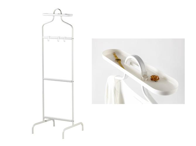 Valet ou portant lequel choisir pour ma chambre elle for Meuble a bijoux ikea