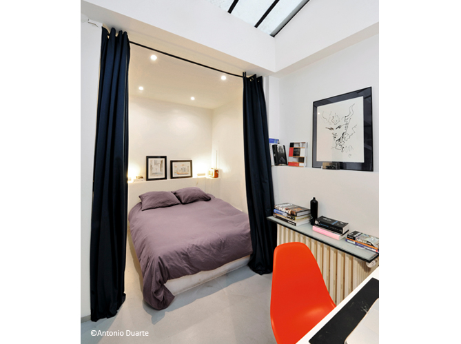 Petite chambre nos 25 id es d co elle d coration - Petite chambre pour 2 ...