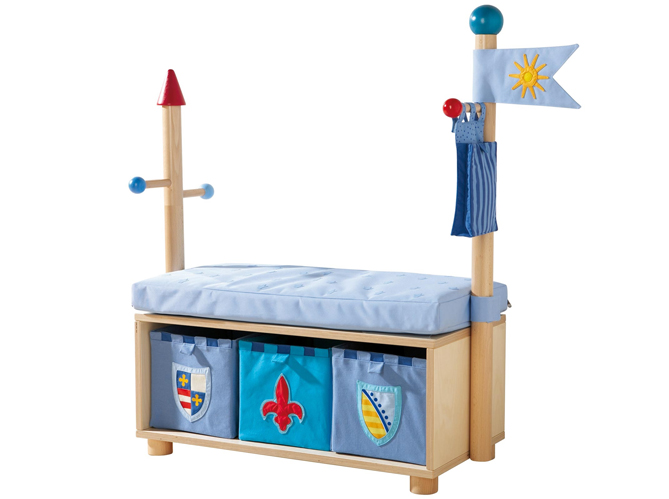 Un coffre jouets pour la chambre de votre enfant elle for Chambre enfant tout en un
