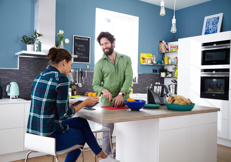 6 astuces pour rendre sa cuisine pratique et esth tique elle d coration - Astuce pour ranger sa cuisine ...