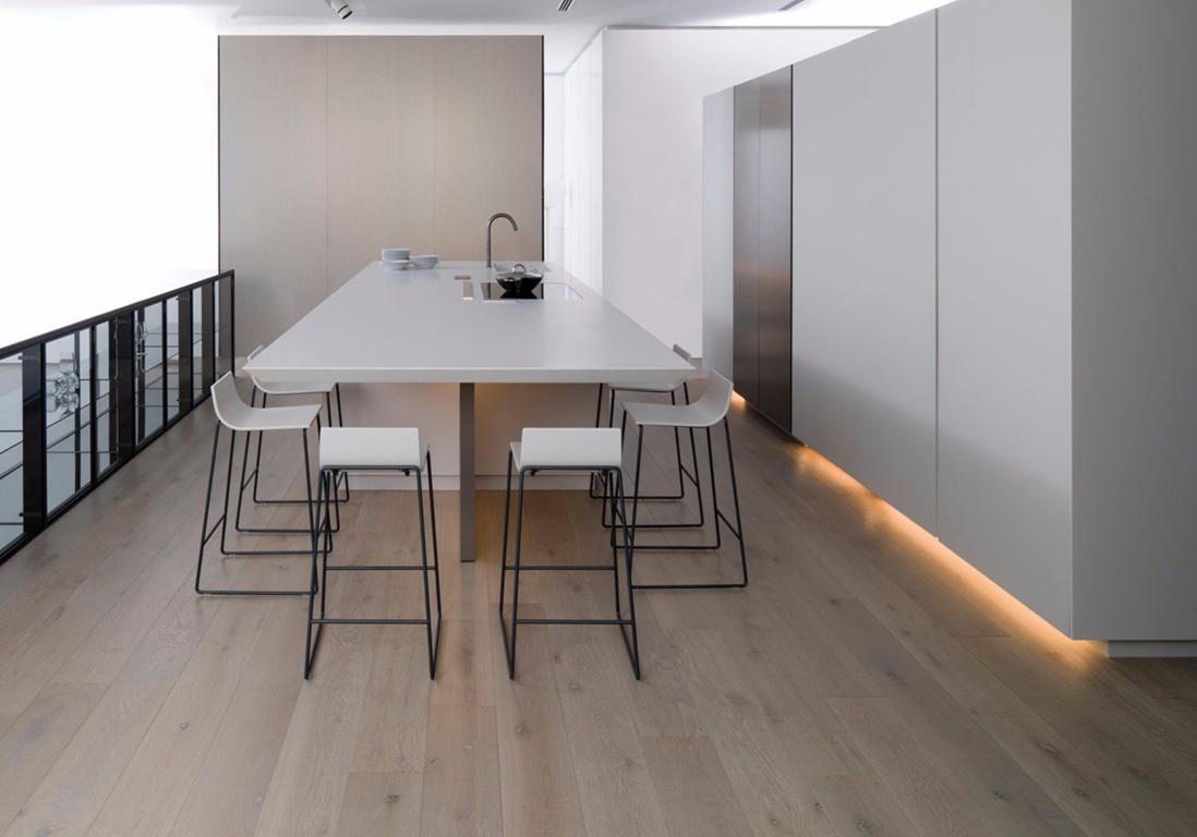 notre s lection de cuisines de r ve elle d coration. Black Bedroom Furniture Sets. Home Design Ideas