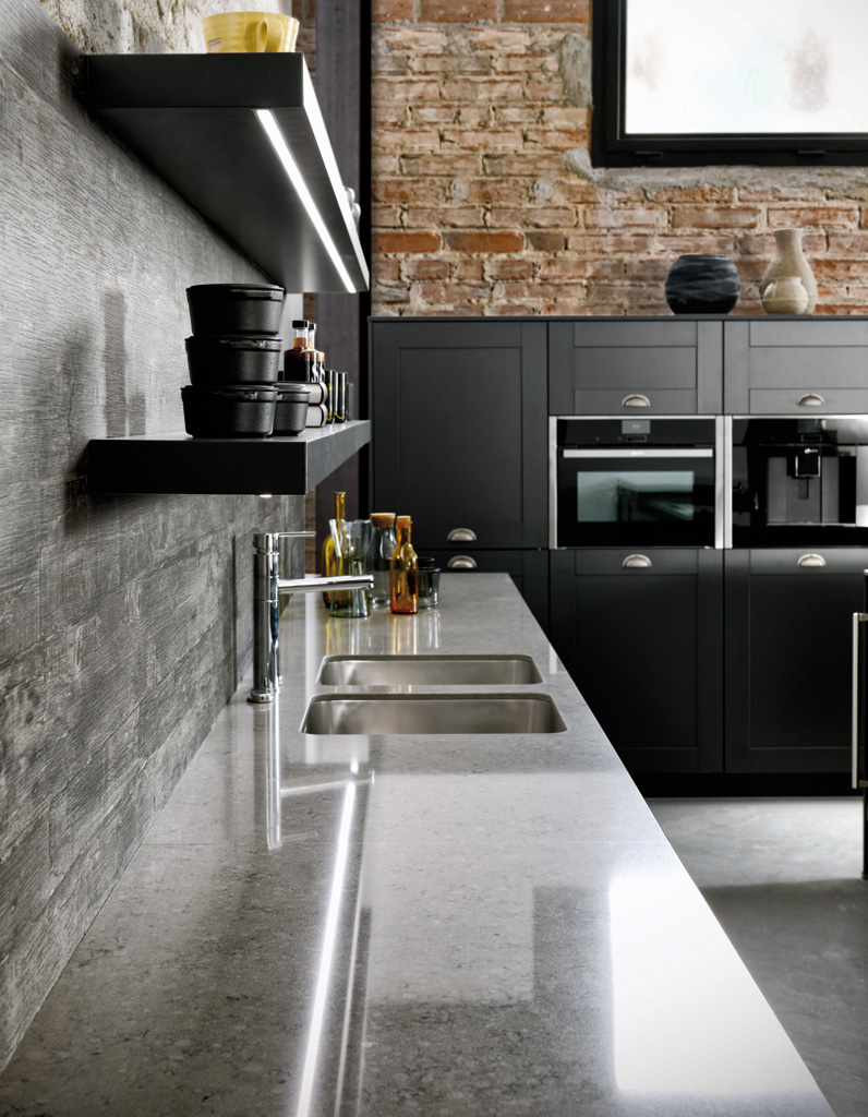 Coaching Déco Idées Pour Bien Concevoir Sa Cuisine Elle - Cuisiniere electrique four chaleur tournante pour idees de deco de cuisine