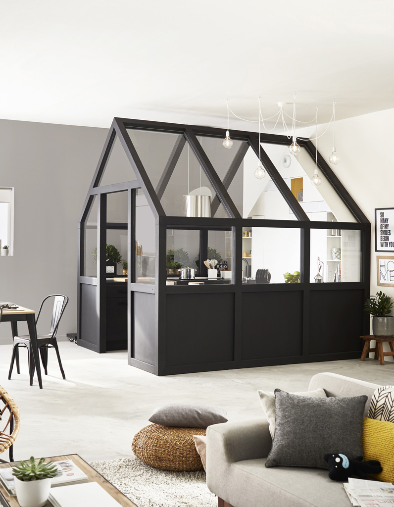 cuisine am nag e nos meilleures id es d 39 am nagements de cuisine elle d coration. Black Bedroom Furniture Sets. Home Design Ideas