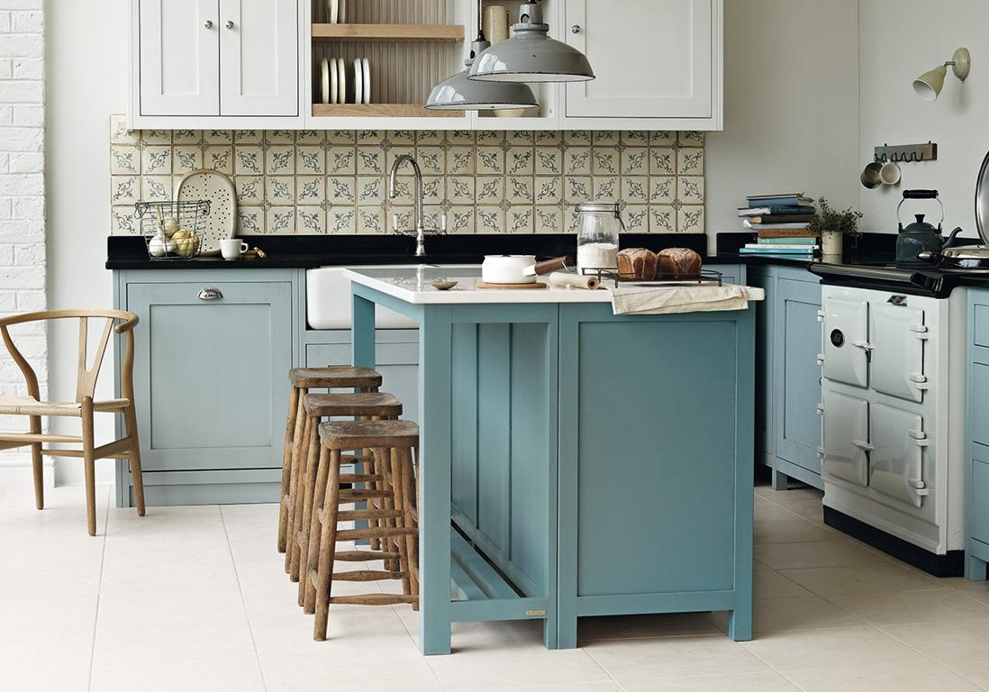 Souvent Cuisine bleue : découvrez toutes nos inspirations - Elle Décoration GL05