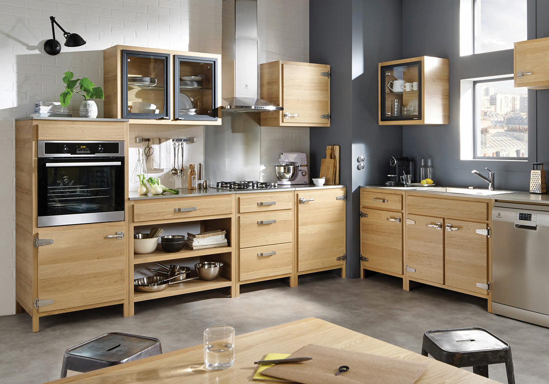 cuisine conforama nos mod les de cuisines pr f r s. Black Bedroom Furniture Sets. Home Design Ideas