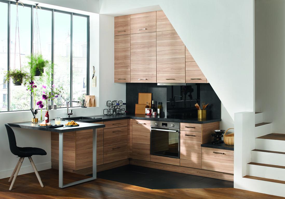 Cuisine conforama nos mod les de cuisines pr f r s for Cuisine etroite design