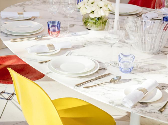 des id es canons pour une table d 39 t tendance elle d coration. Black Bedroom Furniture Sets. Home Design Ideas