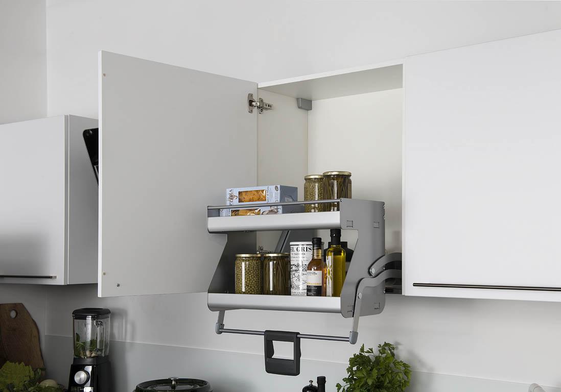 Les placards de cuisine les plus pratiques ce sont eux for Placard de cuisine conforama