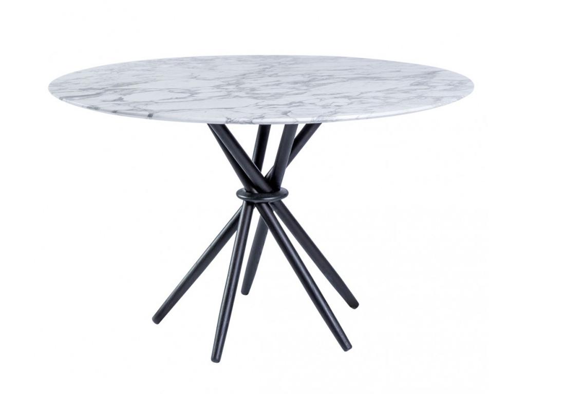 D couvrez les plus belles tables de cuisine du moment - Table de cuisine grise ...