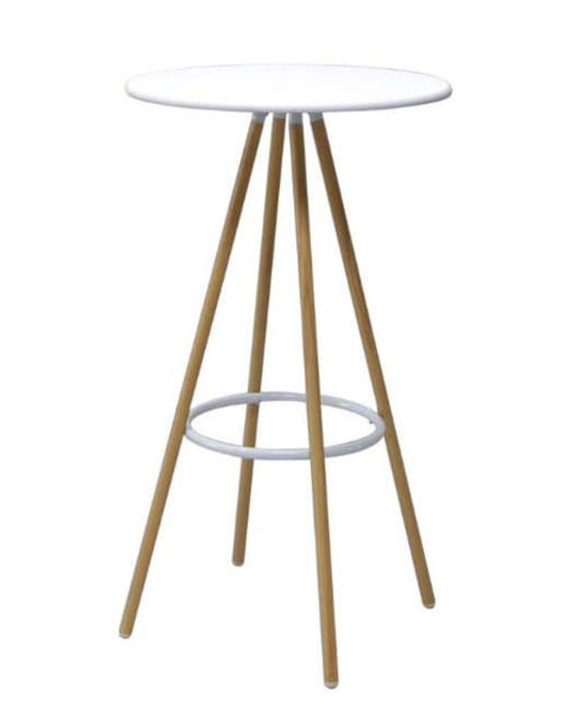 D couvrez les plus belles tables de cuisine du moment for Table de cuisine conforama