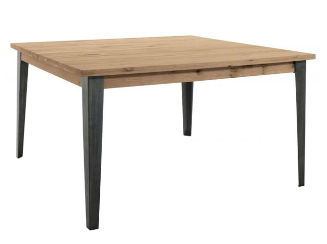 Quelle table pour ma cuisine elle d coration - Table cuisine style industriel ...