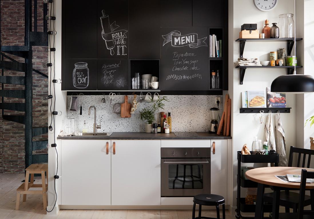 Cuisine ouverte d couvrez toutes nos inspirations elle for Revetement placard cuisine