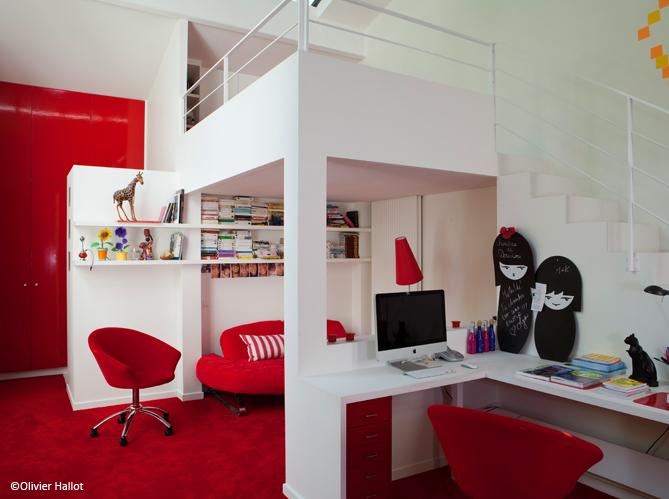Comment d corer un petit appartement sans l encombrer elle d coration - Comment amenager son studio ...