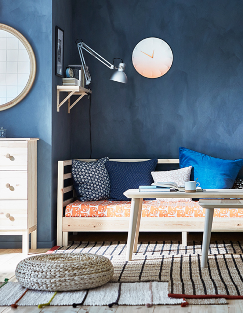 d corer son studio fashion designs. Black Bedroom Furniture Sets. Home Design Ideas