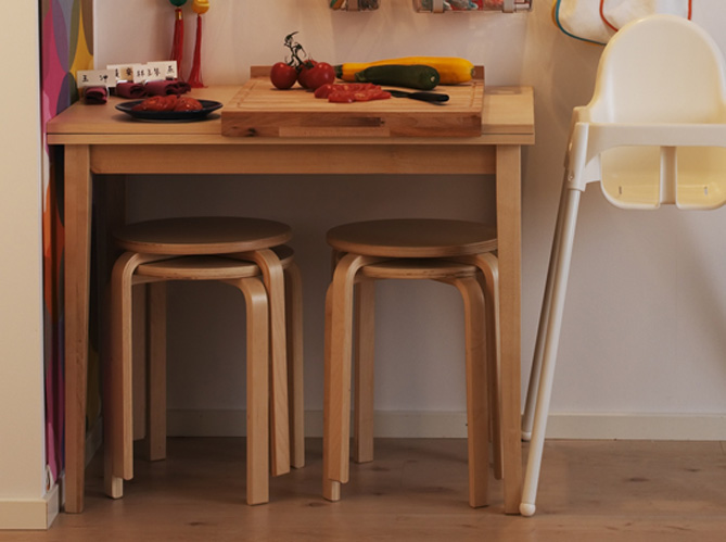gain de place les 10 meubles qu 39 il vous faut elle d coration. Black Bedroom Furniture Sets. Home Design Ideas