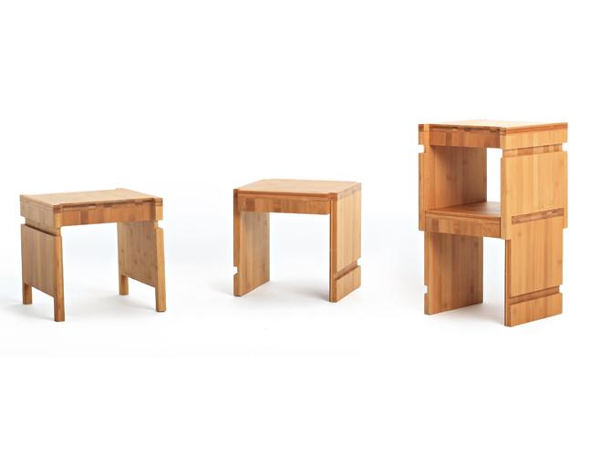 40 meubles super pratiques pour gagner de la place elle - Meuble pour piece mansardee ...