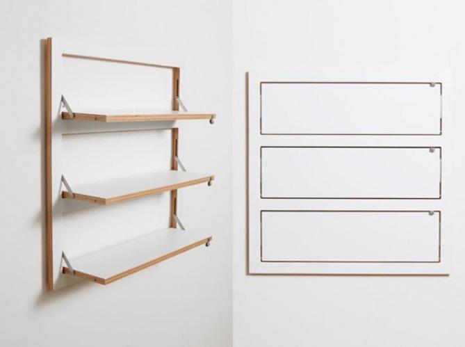 40 meubles modulables pour optimiser l 39 espace elle d coration. Black Bedroom Furniture Sets. Home Design Ideas