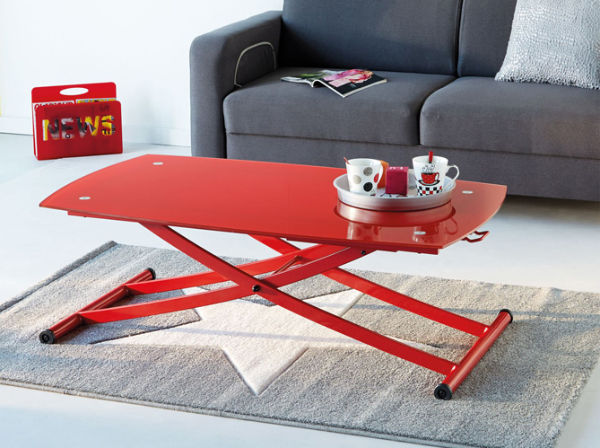 Ikea table basse qui se leve for Table qui se releve