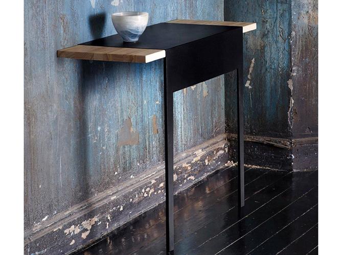 l 39 objet d co du jour la console murale bensimon et la redoute elle d coration. Black Bedroom Furniture Sets. Home Design Ideas