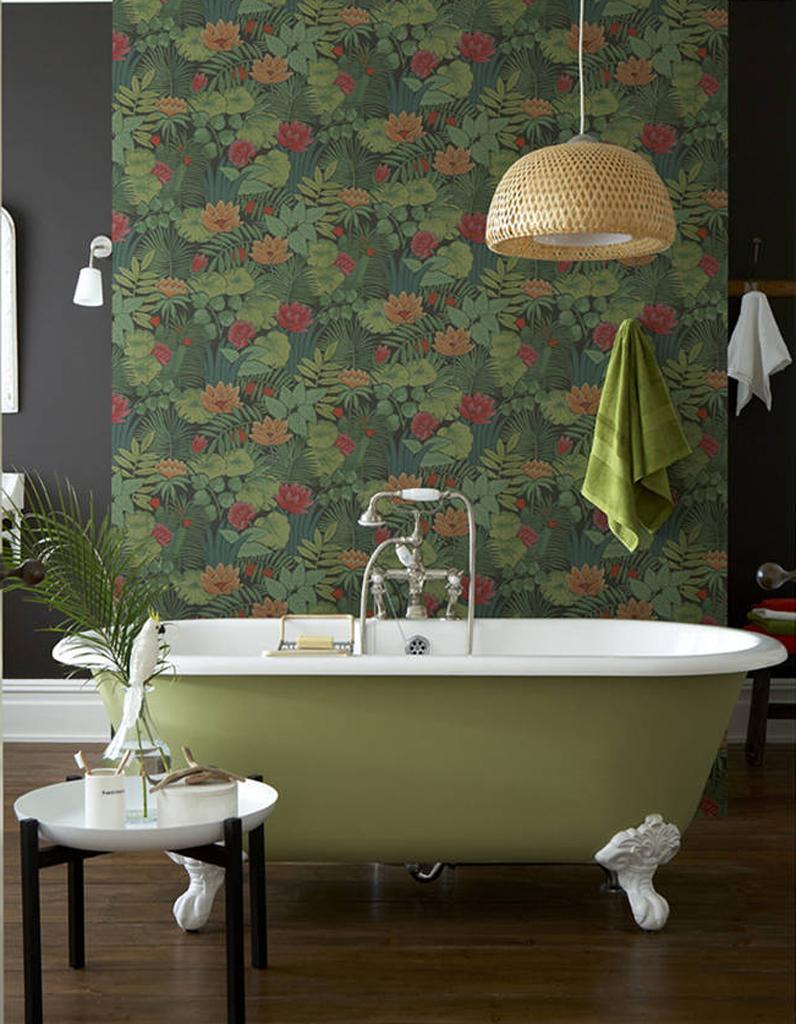 45 id es d co pour la salle de bains elle d coration. Black Bedroom Furniture Sets. Home Design Ideas