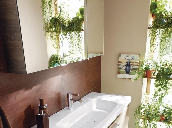 De bonnes id es pour booster la d co de la salle de bains for Decoration de salle