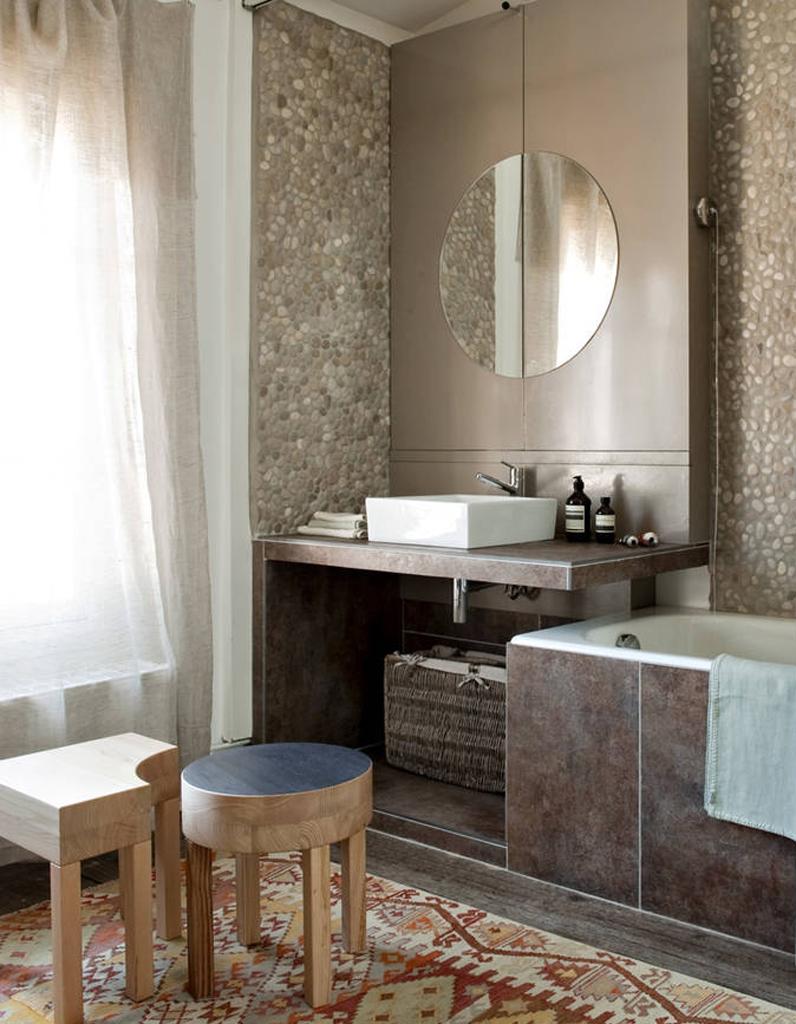 Idées Pour Décorer Votre Salle De Bains Sans La Rénover Elle - Amenager sa salle de bain