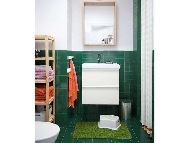 Adapter sa salle de bains aux enfants elle d coration - Salle de bains enfants ...