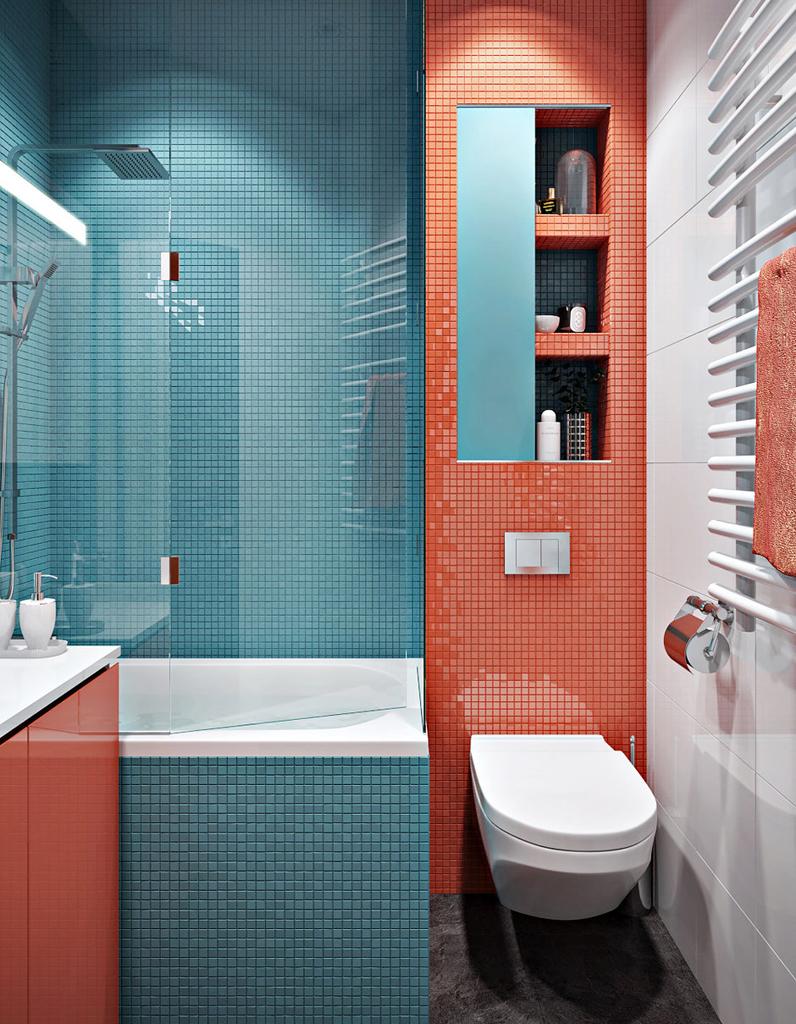 salle de bains enfant : nos inspirations pour une salle de bains ... - Salle De Bain Enfants