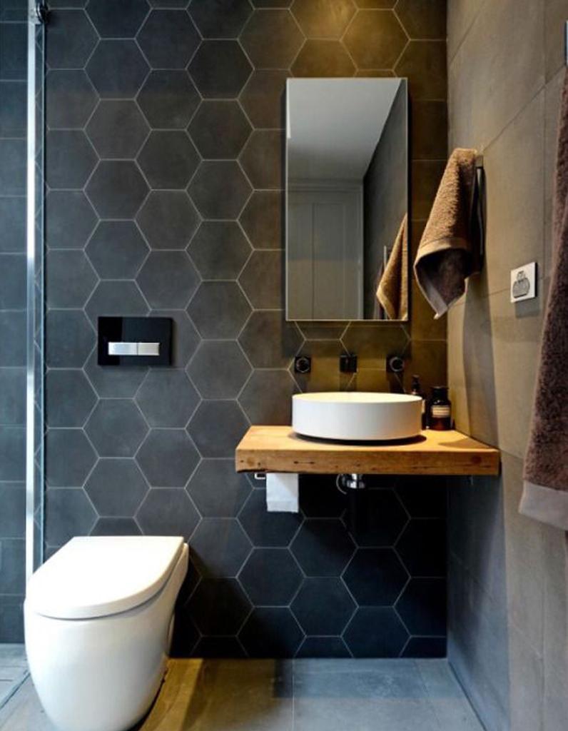 D corer ses toilettes sans faire ringard elle d coration for Orchidee salle de bain sans fenetre