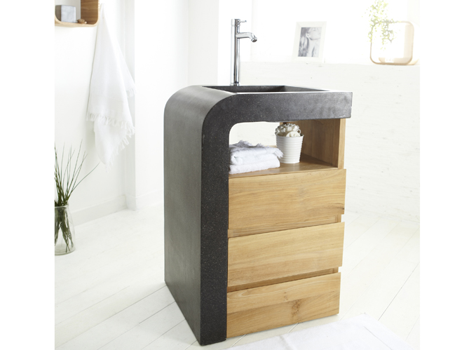 petit meuble salle de bain castorama id e inspirante pour la conception de la maison. Black Bedroom Furniture Sets. Home Design Ideas