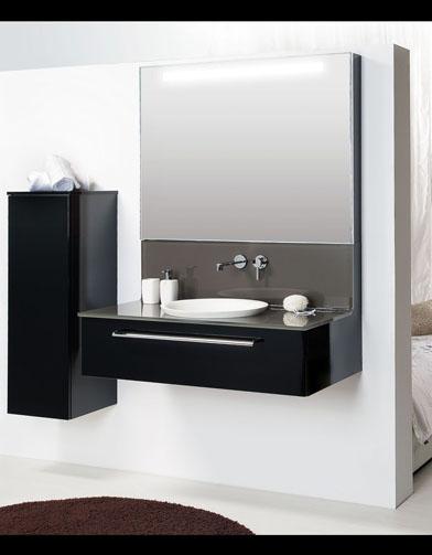 Mat riaux surr alistes mobilier high tech meubles noirs for Meuble pour collection