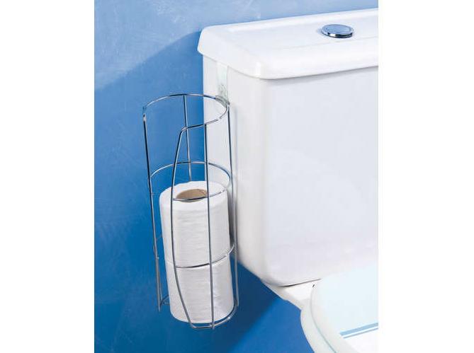 Accessoires salle de bains elle d coration for Range papier toilette