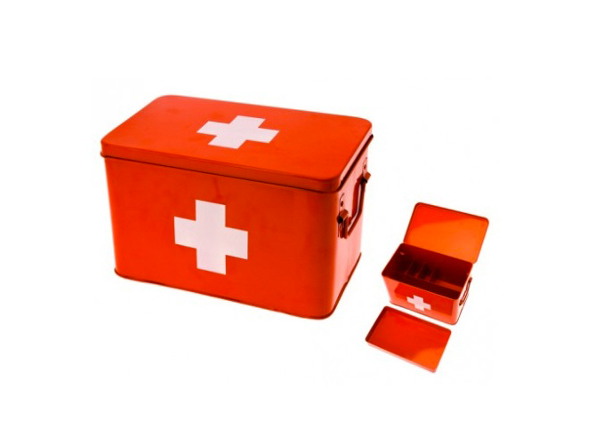 12 armoires pharmacie pour ranger ses m dicaments elle - Boite a pharmacie ikea ...