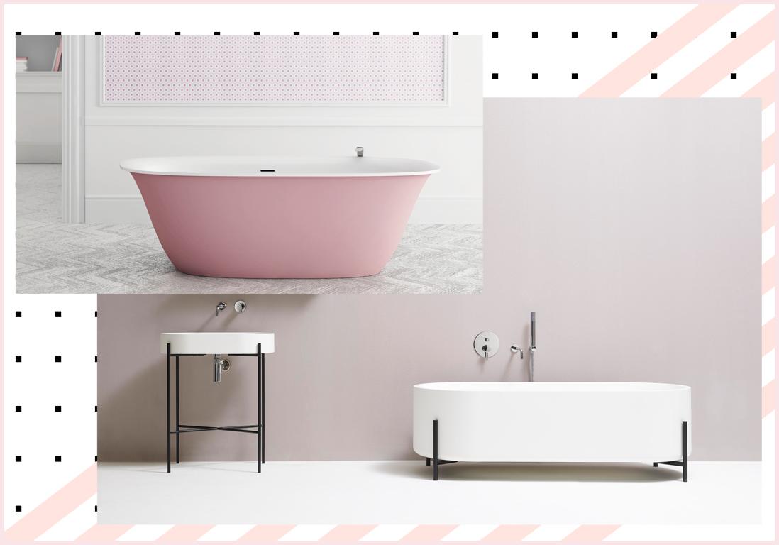 Baignoire design zoom sur les plus belles baignoires - Les plus belles chaises design ...