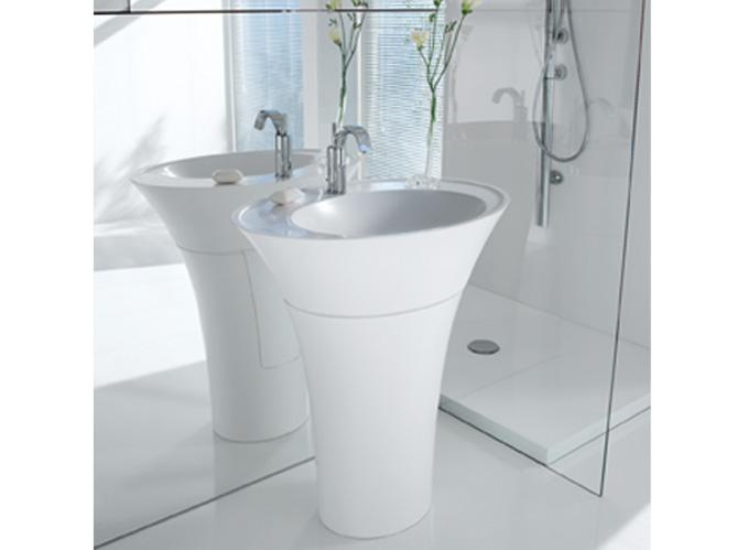 salle de bains 12 lavabos contemporains elle d coration. Black Bedroom Furniture Sets. Home Design Ideas
