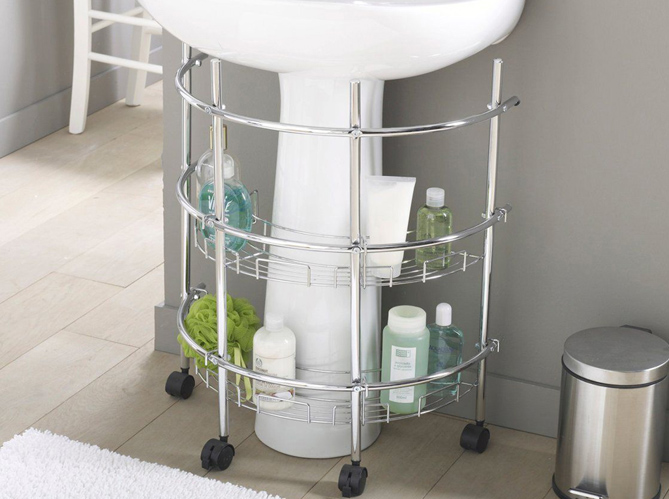Petit meuble salle de bains notre s lection elle - Petit meuble colonne salle de bain ...