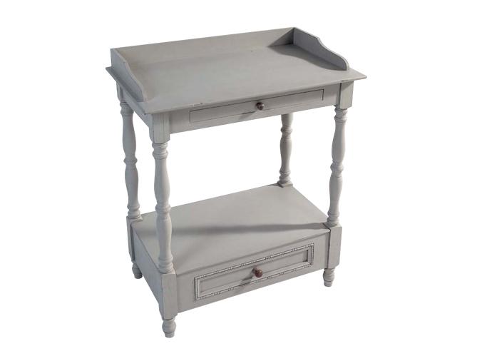 Un meuble ancien pour ma salle de bains elle d coration for Console de salle de bain