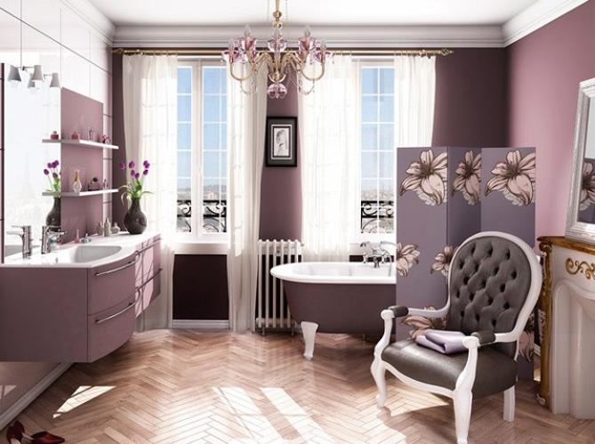 Des belles salles de bains pour r ver elle d coration - Salle de bain feminine ...