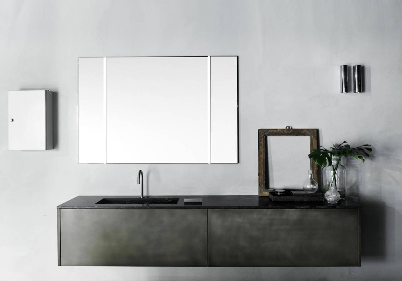 Nos id es avec des meubles de salle de bains design elle for Salle de bain 1m2