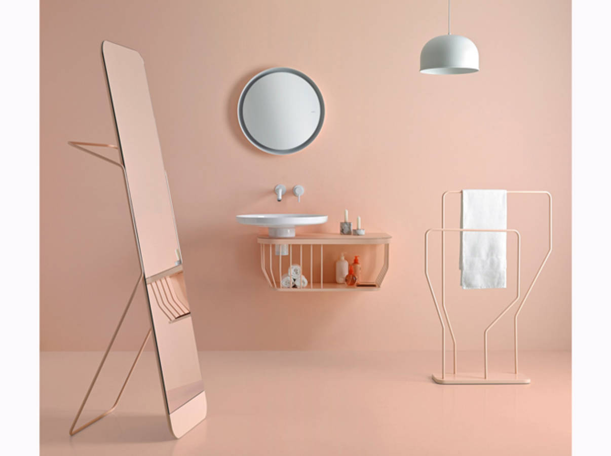 ... idées avec des meubles de salle de bains design - Elle Décoration