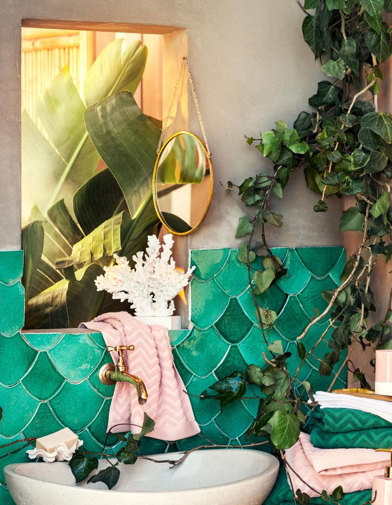 quelle plante dans une salle de bain plantes pour salle de bain pour deco salle de bain quelle. Black Bedroom Furniture Sets. Home Design Ideas