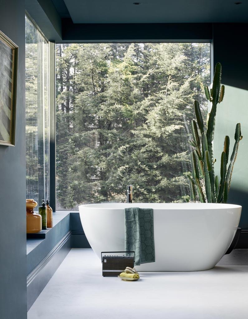 nos id es de plantes pour une salle de bain v g tale elle d coration. Black Bedroom Furniture Sets. Home Design Ideas