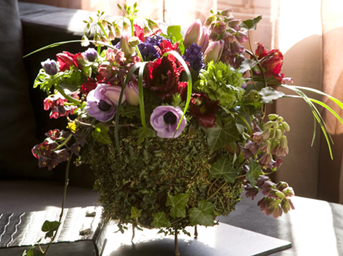 15 bouquets de fleurs bulbes elle d coration. Black Bedroom Furniture Sets. Home Design Ideas