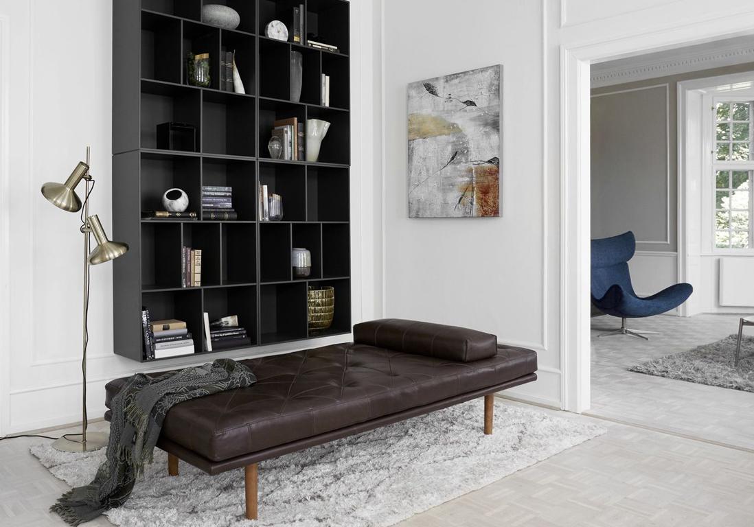 connaissez vous le daybed la nouvelle banquette 100 zen elle d coration. Black Bedroom Furniture Sets. Home Design Ideas