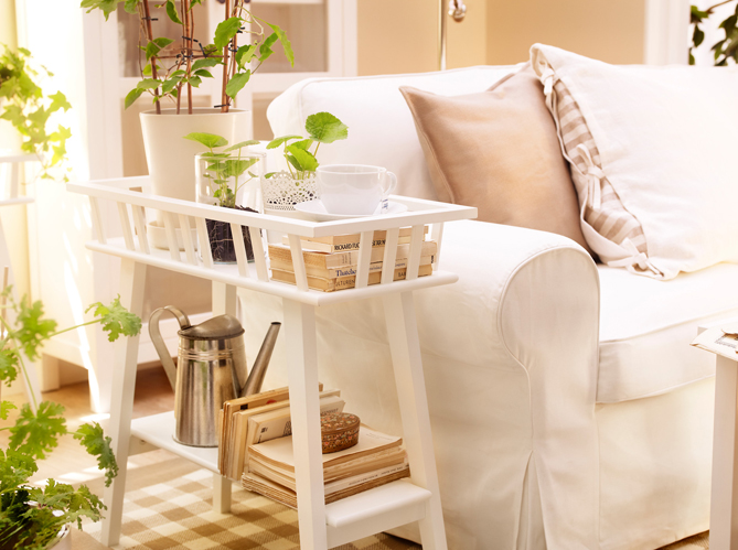 Donnez des airs de jardin votre int rieur elle d coration - Ikea plante interieur ...