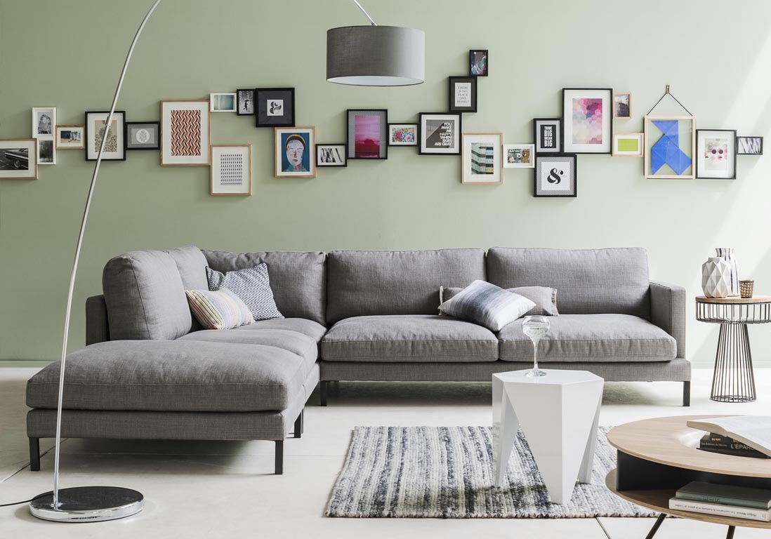 40 id es d co pour le salon elle d coration for Site decoration salon