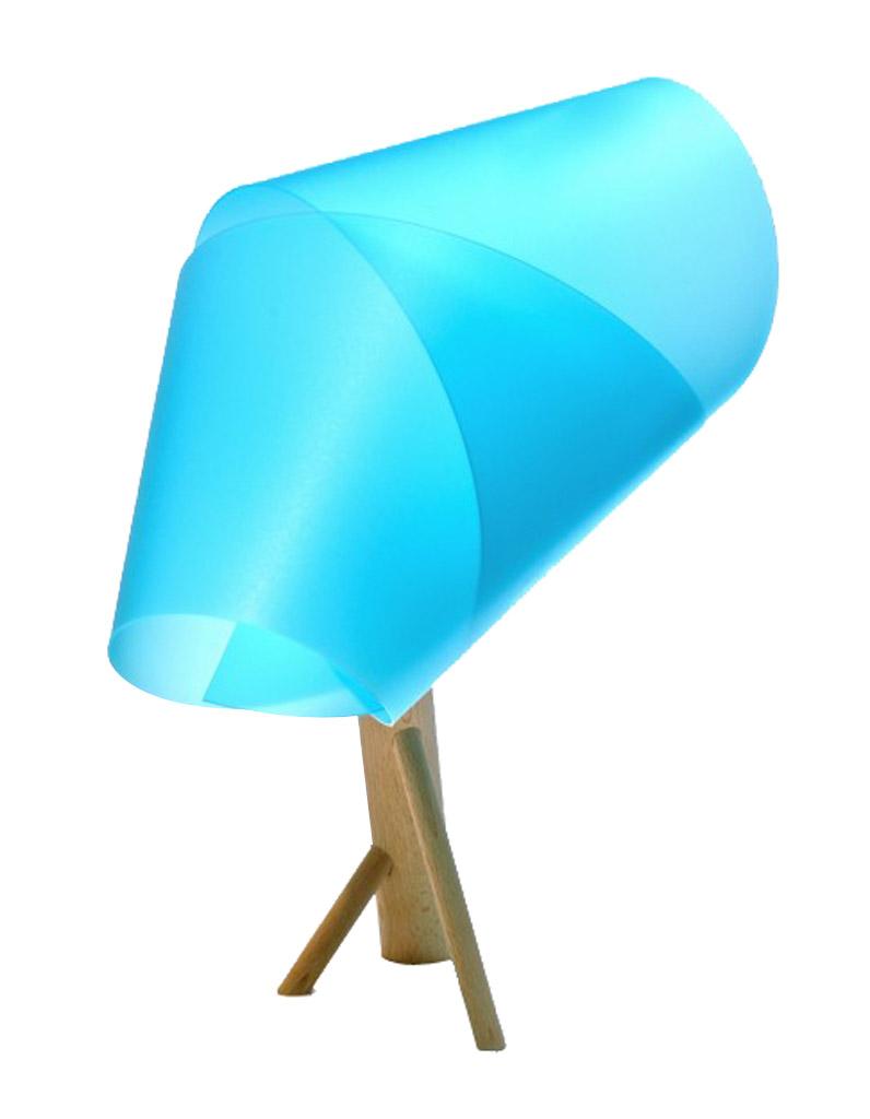 50 lampes objets pour s clairer avec style elle d coration - Table pour lampe de salon ...