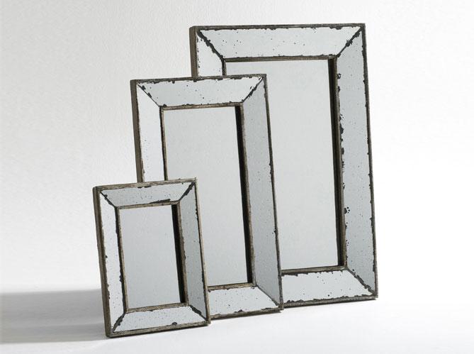 Nos 25 miroirs pr f r s elle d coration for Miroir industriel pas cher