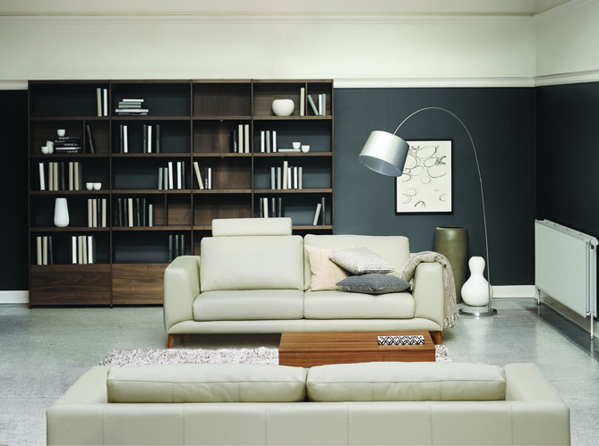 1 salon 1 biblioth que elle d coration. Black Bedroom Furniture Sets. Home Design Ideas